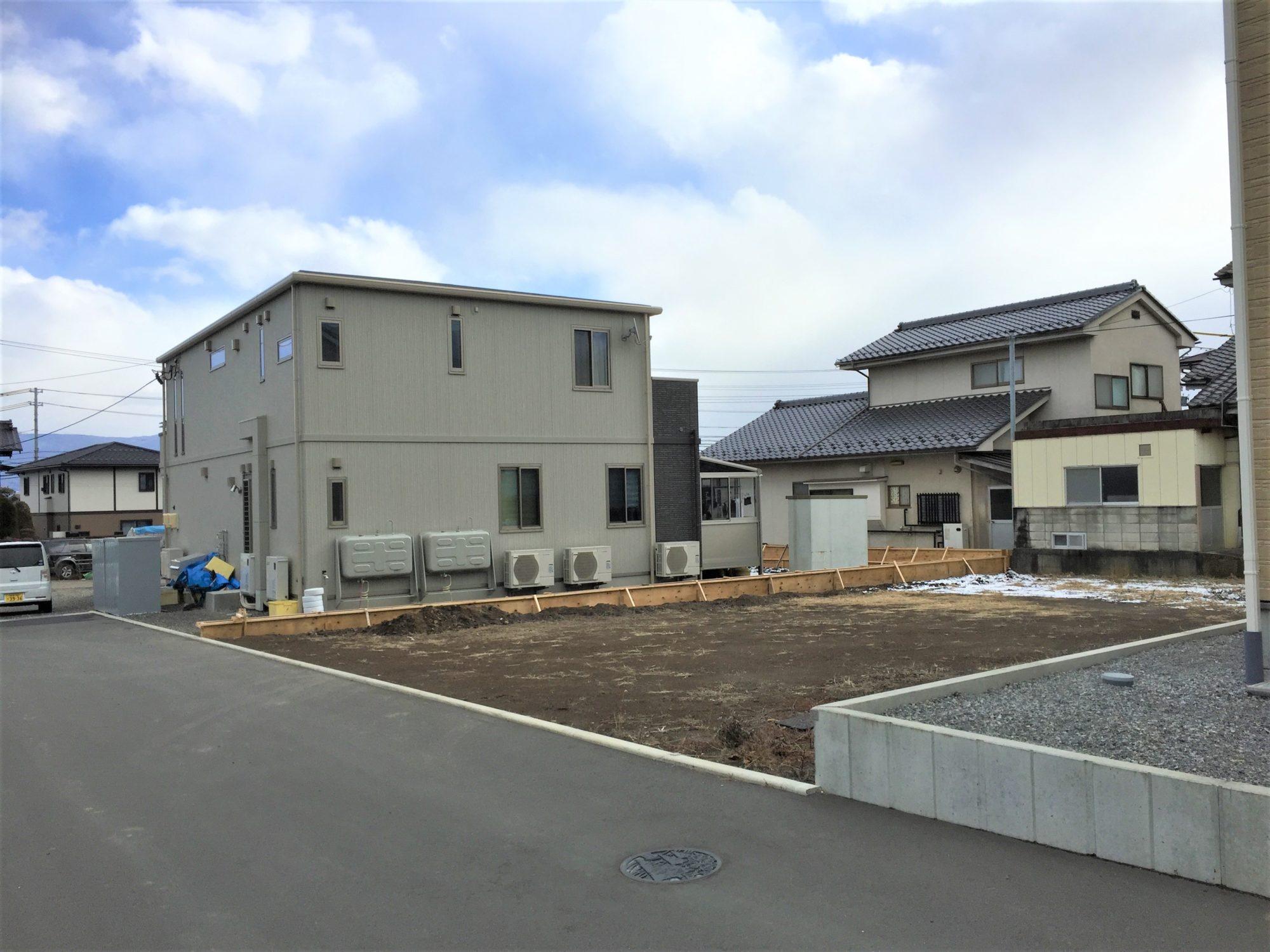 ソレーユ上竹田Ⅱ前期・全9区画