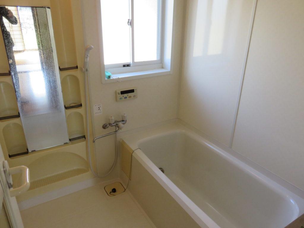 浴室・追炊き機能付 H30.10撮影