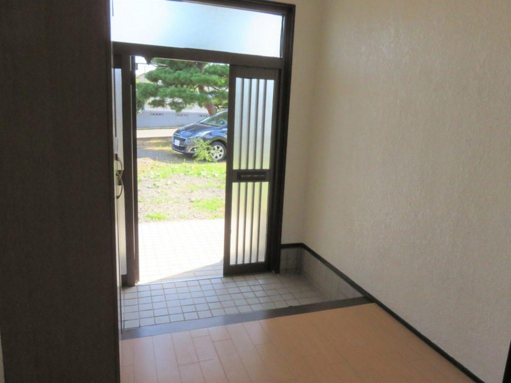 内側の玄関 写真をご覧いただき有難うございます。 H30.10撮影